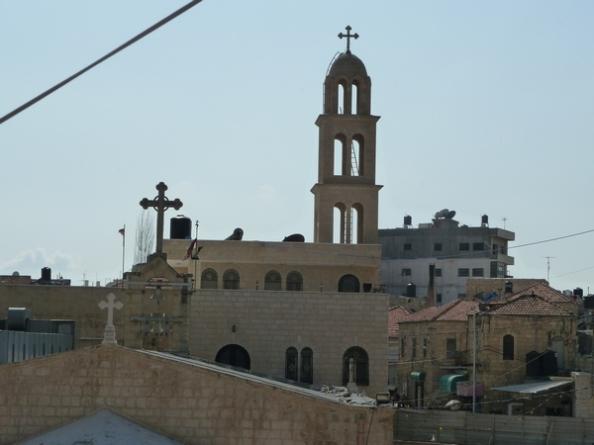 kirker i Ramallah