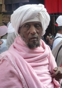 Ethiopian orthodox man