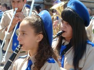 Scouts in Jaffa