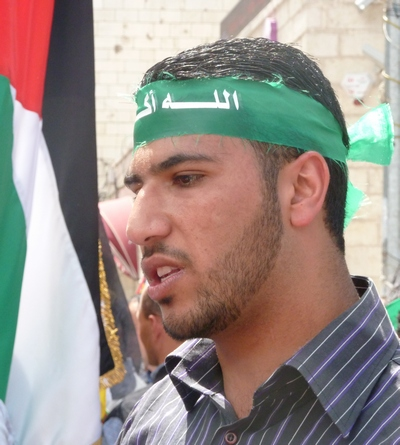 Hamas-tilhænger
