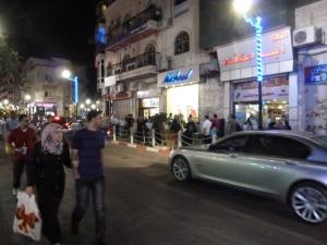 Ramallahs hovedgade